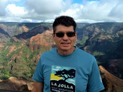 Sierra Club Chapter Outings Leader - Byron Cook