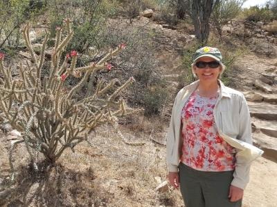 Sierra Club Chapter Outings Leader - Diane Hargrove