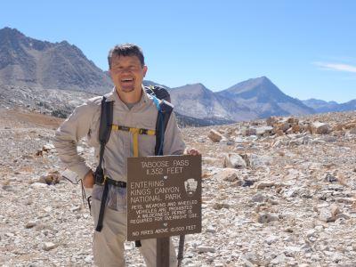 Sierra Club Chapter Outings Leader - KH Chong