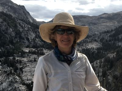 Sierra Club Chapter Outings Leader - Kris Watkin
