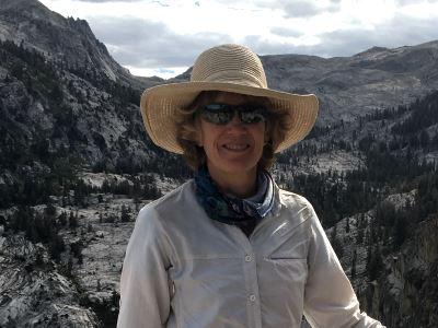 Sierra Club Chapter Outings Leader - Kris Watkin