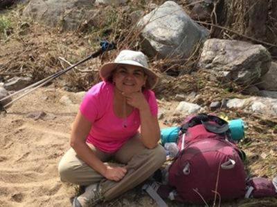 Sierra Club Chapter Outings Leader - Sonya Shaffer