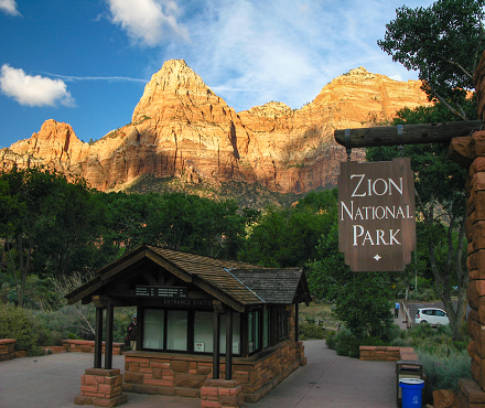 May Trip to Zion National Park