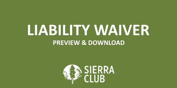 Liability Waiver